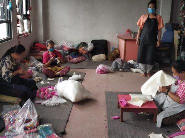 ミャンマー:製造者の一週間