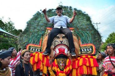 インドネシア・バリ:Reogの祭り